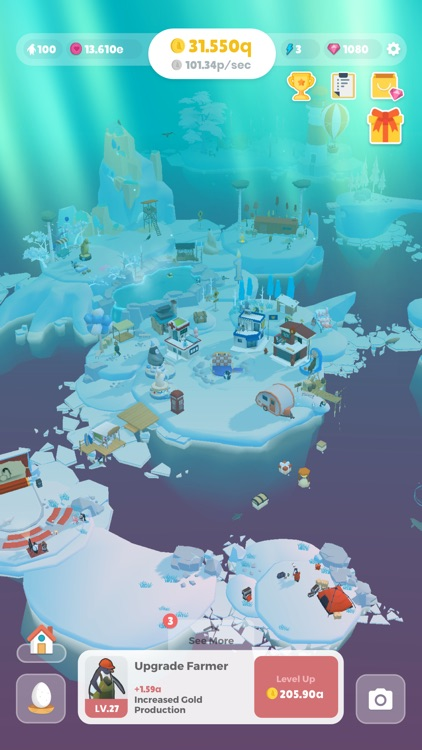 Penguin Isle screenshot-8