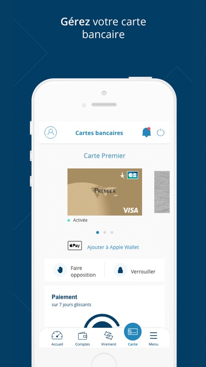 Banque Courtois pour iPhone screenshot-5