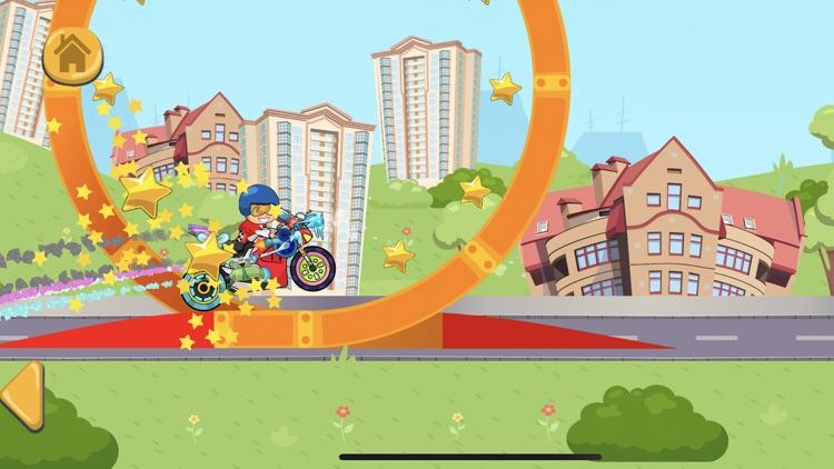 Vlad & Niki Car Games for Kids screenshot-3
