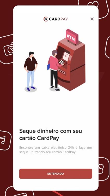 CardPay: conta digital+cartão screenshot-7