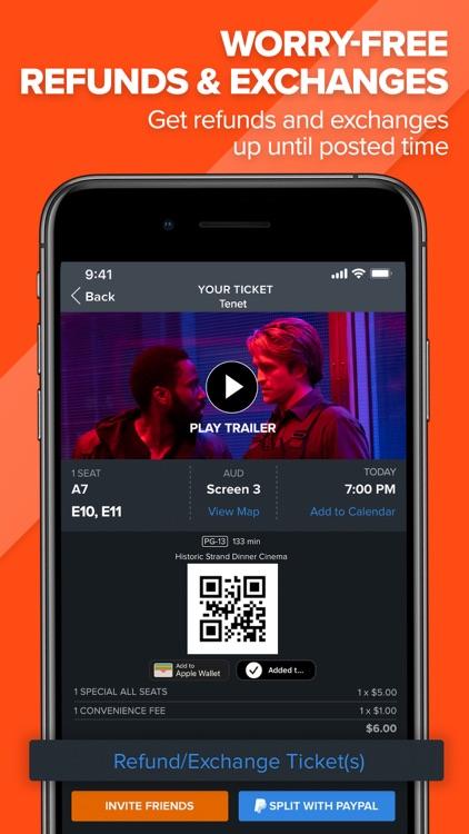 Fandango Movie Tickets & Times screenshot-9