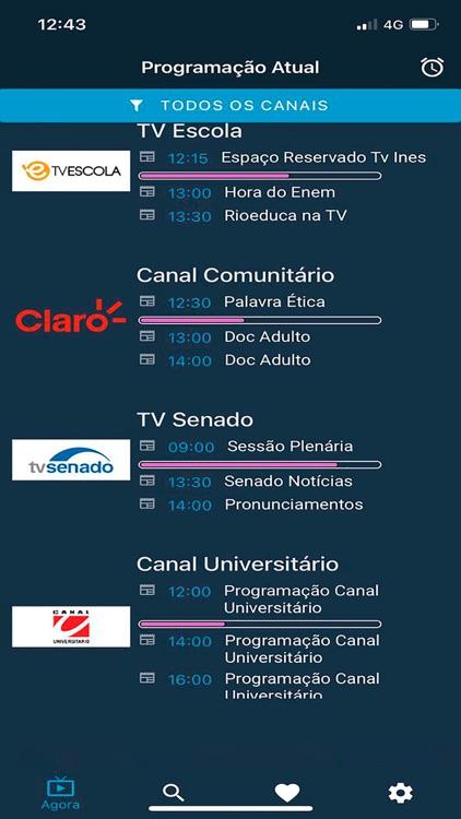 Tv no Celular Guia
