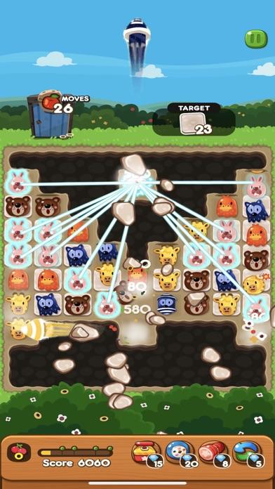 LINE ポコポコ screenshot1