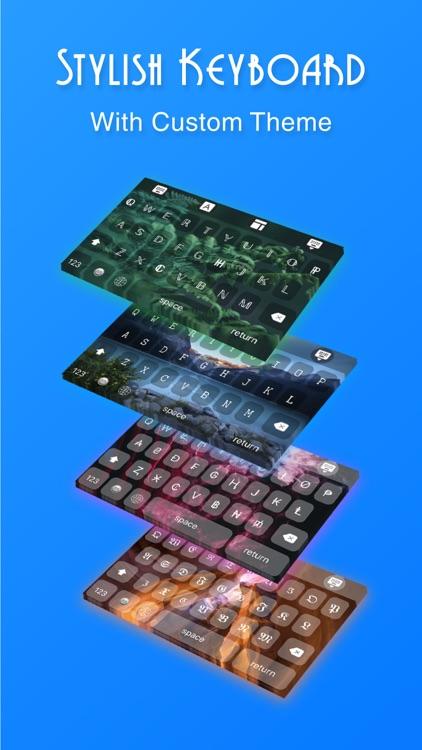 Stylish Text - Fonts, Keyboard