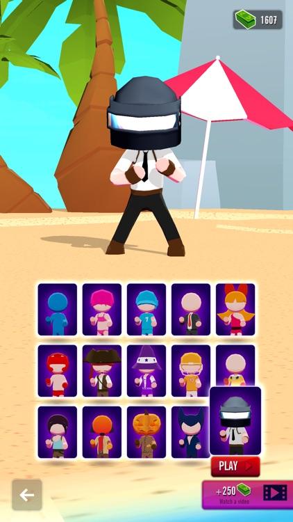 Stickman 3D - Street Gangster