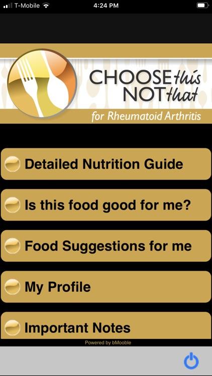 Rheumatoid Arthritis screenshot-3