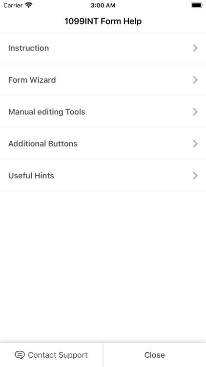 1099INT Form screenshot-3