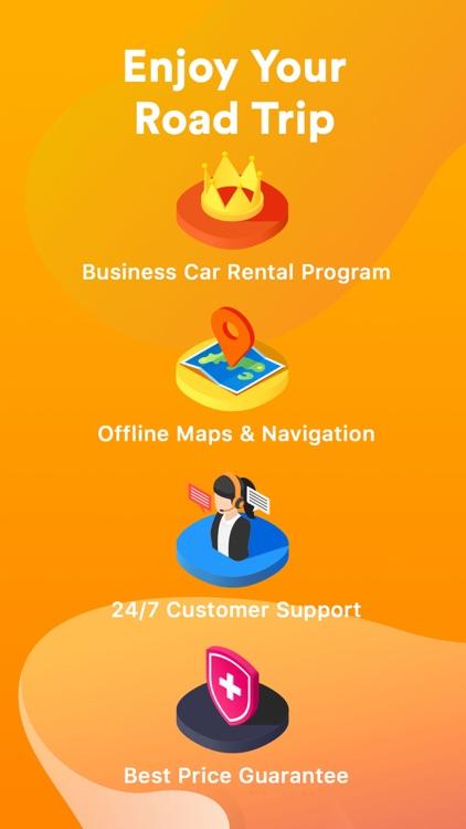 QEEQ Car Rental -  Rental Cars screenshot-9