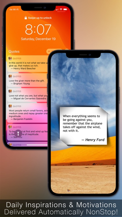 Quotes: Daily Inspirations screenshot-3