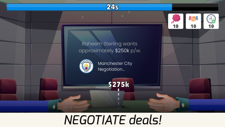 Superstar Football Agent screenshot-7