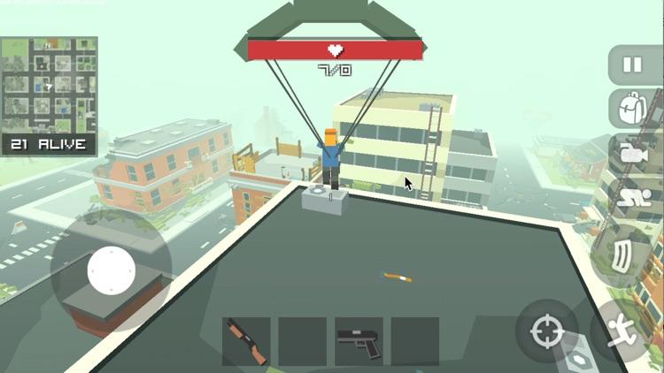 Battle Survial : FPS shooting screenshot-3