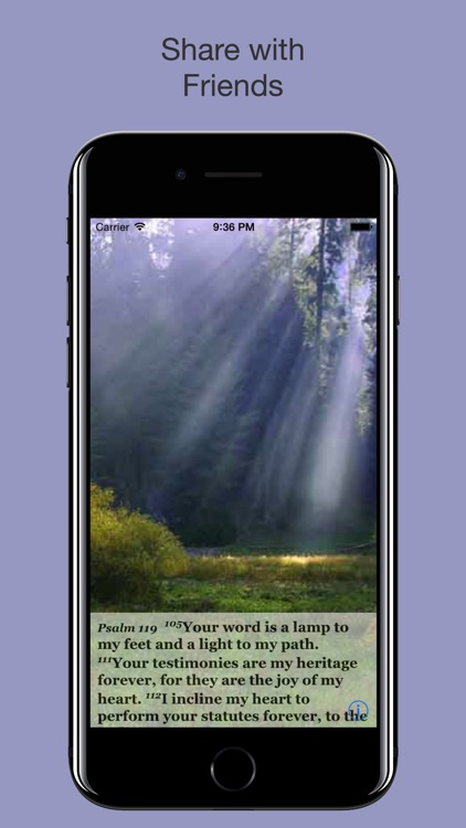 Psalm Daily Quotes ESV screenshot-7