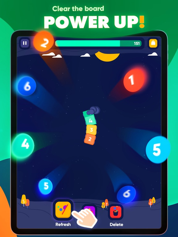 IQ Train -  Number Snake Game screenshot 10