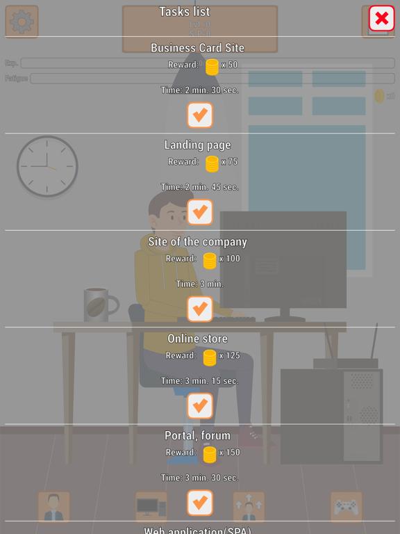 Dev Man: Cyber Tycoon screenshot 18