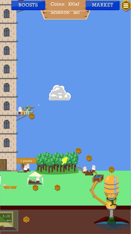 Idle Tower Builder screenshot-3