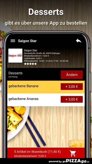 Saigon Star Ratingen screenshot 5