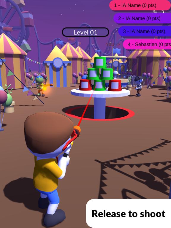 Shoot Out 3D! screenshot #4