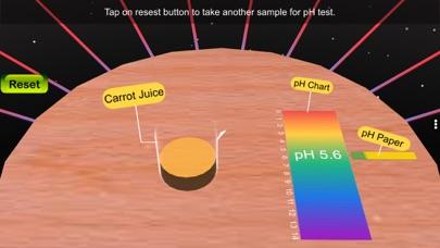 pH Test Different Solution screenshot 5