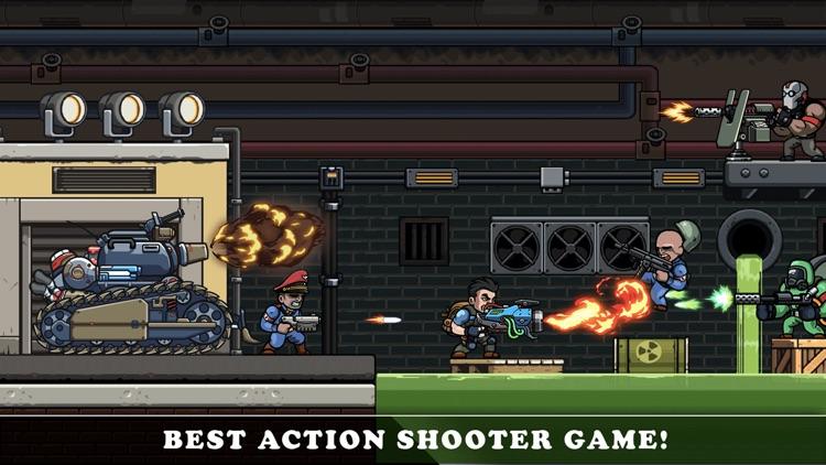 Metal FPS Shooting Game 2021 screenshot-5