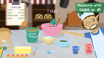 Math Bakery First Grade Screenshots