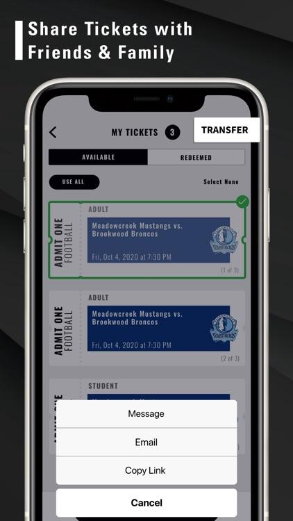 GoFan – High School Tickets screenshot-4
