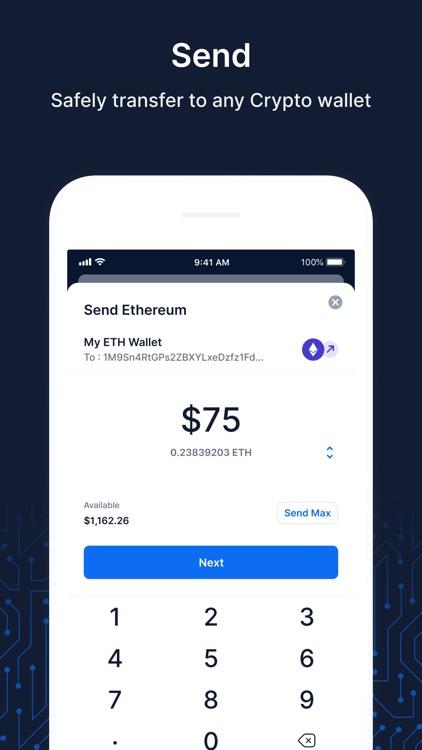 Blockchain Wallet: Buy Bitcoin screenshot-6