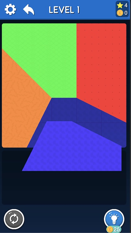 Tangram Puzzle Game Pro screenshot-0