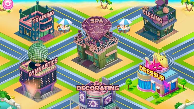 Gymnastics Sports Competition screenshot-6