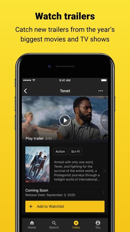 IMDb: Movies & TV Shows screenshot-3