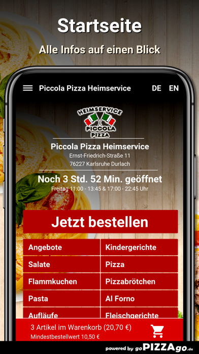 Piccola Karlsruhe Durlach screenshot 2