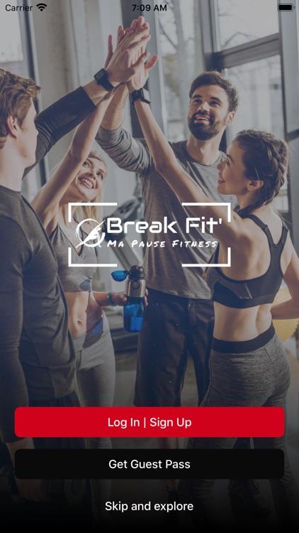 Break Fit'