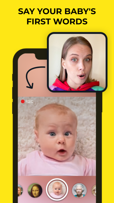 Avatarify: AI Face Animatorのおすすめ画像2