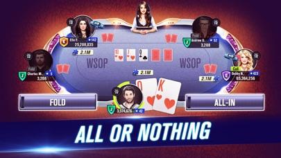 WSOP - Texas Holdem Poker Game for windows pc