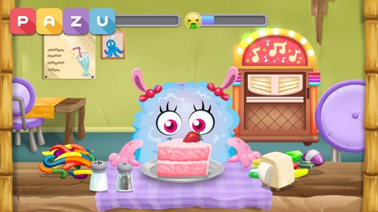 Cooking games for kids Monster screenshot-4