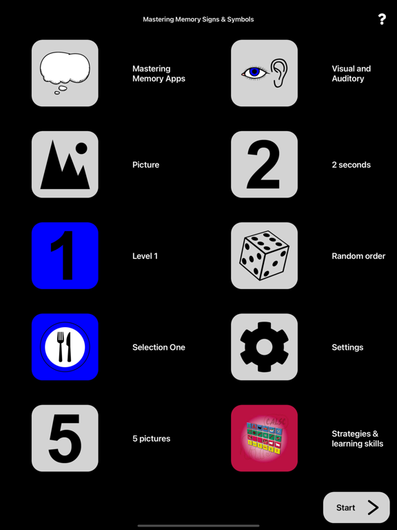 Mastering Memory Symbols screenshot 11