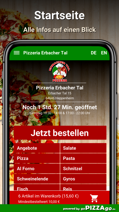 Erbacher Tal Heppenheim screenshot 2