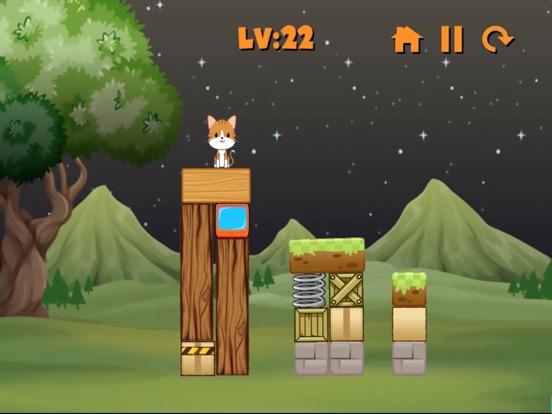 Kitty Drop Cat Save screenshot 19
