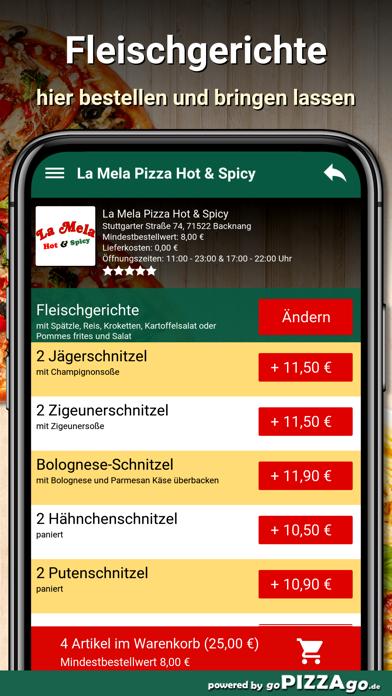La Mela Backnang screenshot 6