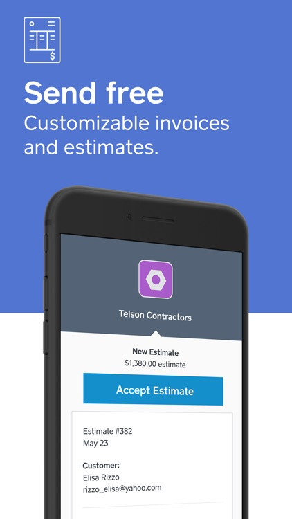 Square Invoices: Invoicing App