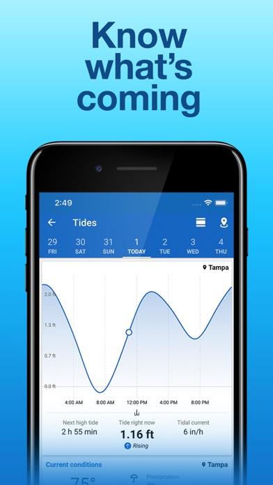 Fishing Points - Fishing App Screenshot