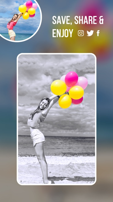 Color Pop, Foto del SplashCaptura de pantalla de5