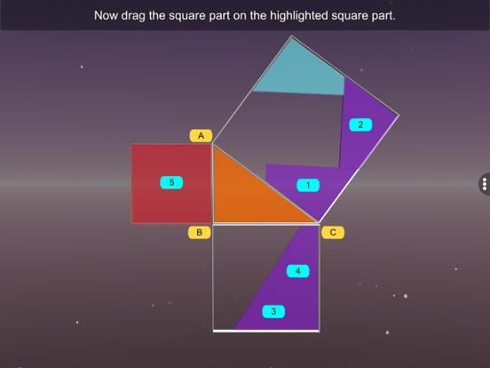 Pythagoras Theorem In 3D screenshot 13