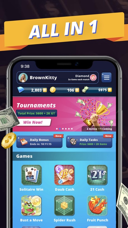 Arcade Win: Play for Cash screenshot-4