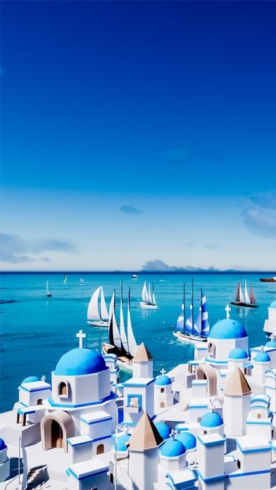 脱出ゲーム サントリーニ ~エーゲ海広がる青と白の街~のおすすめ画像1