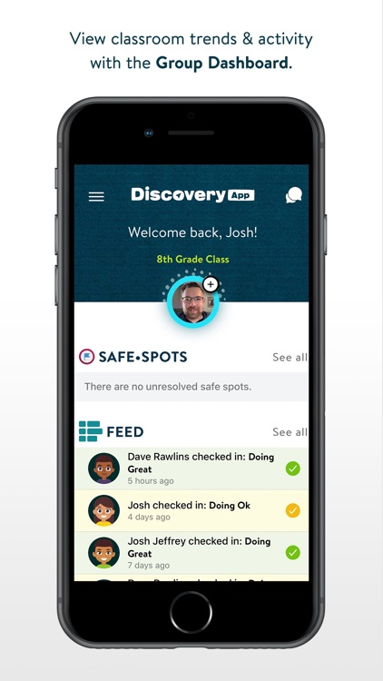 Discovery App (Leader)