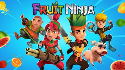 Fruit Ninja® ScreenShot4