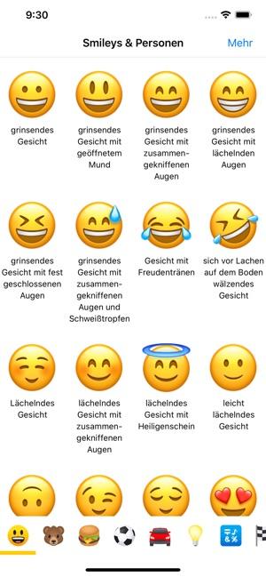 Emojis erklärung Understanding Success