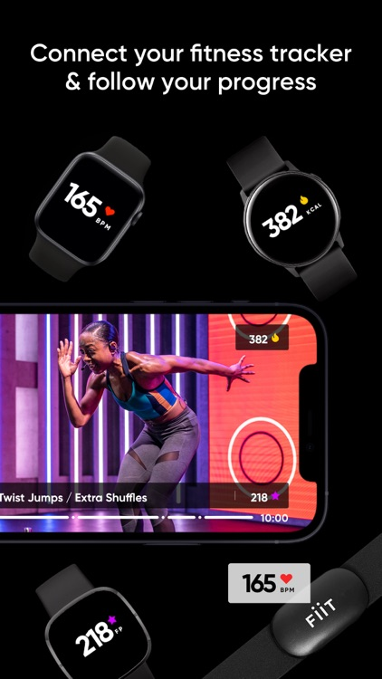 Fiit: Workouts & Fitness Plans screenshot-4