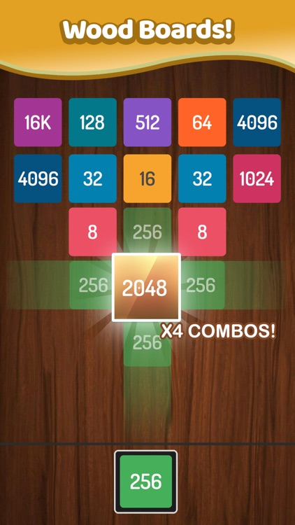 X2 Blocks - Merge Puzzle 2048 screenshot-7