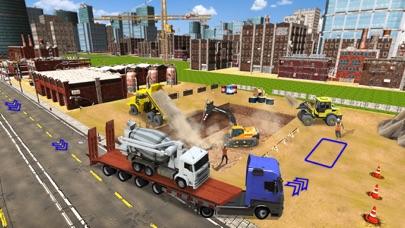 市 建設 トラック ゲーム紹介画像2